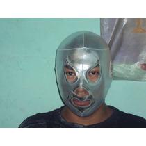 Wwe Cmll Aaa Mascara De Luchador Santo P/adulto