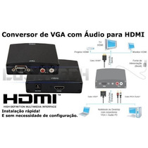 Hub Switch Hdmi 3 Portas Chave Seletora