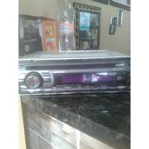Rádio Automotivo Mp3 52wx4 Sony Modelo Xplod