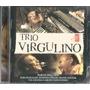 Cd - Trio Virgulino - Elba Ramalho - Dominguinhos - Frank