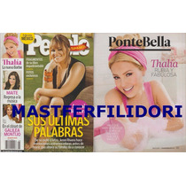 Jenni Rivera Thalia Revista People En Español 2013