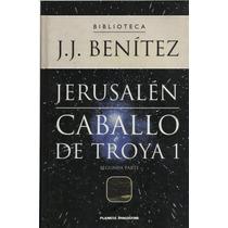 Caballo De Troya 1 J J Benitez Pasta Dura 2 Tomos 1 Ed