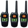 Radio Motorola Talkabout Md200tpr Pack 3 Aparatos Hasta 32km