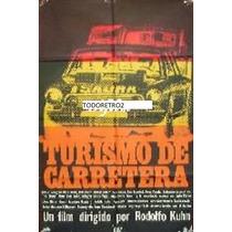 Afiche Turismo De Carretera María Vaner, Tito Alonso 1968