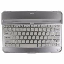 Teclado Bluetooth Tablets Samsung Tab Distancia 10m Inalambr