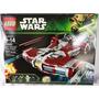 Lego Star Wars 75025 Jedi Defender- Class Cruiser