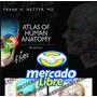 Atlas De Anatomía Humana Netter 6ª Edición En Español