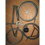 Bicicleta Ring 20 Cuadro, Rueda Corona, Volante Y Cauchos