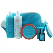Kit Reparaçao Capilar Moroccanoil Shampoo Oleo E Mascara