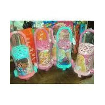 Changuitos De Compras Princesas, Barbie, Frozen.