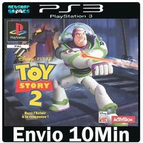 Disney Pixar Toy Story 2psn Play3 Ps3 ** Envio Já