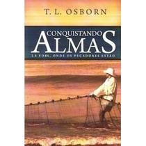 Conquistando Almas Livro T. L. Osborn