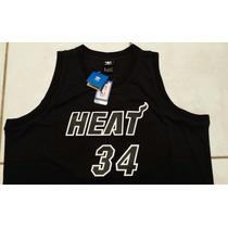 Camiseta Adidas Nba Miami Heat 34 Allen Original Talle S