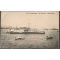 Rio De Janeiro - O Ruizeiro - Cartão Postal Antigo Original