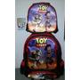 Mochila Escolar Toy Story Com Rodinhas E Lancheira Térmica