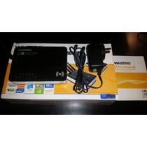 Modem Router Adsl Wireless Winstars Ws-wr511 Wifi N150mbps