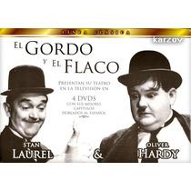 El Gordo Y El Flaco, Sus Mejores Capitulos, Español, Dvd