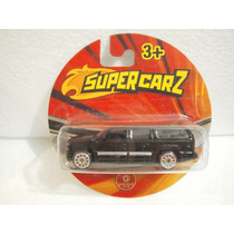 Gashaball Supercarz Camioneta 2000 Chevrolet Suburban Negro