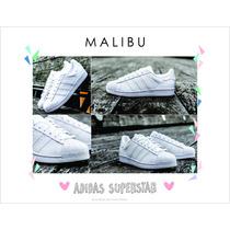 Zapatillas Adidas Superstar Mujer Importadas, Nuevas!