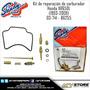 Kit De Reparación De Carburador Honda Xr650l (1993-2009)