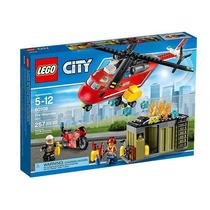 Lego City Fire Response Unit 60108 Original