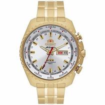 Relógio Orient Automático Dourado 469gp057 S1kx 21 Rubis