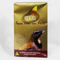 Ração Seta Super Premium Para Trinca Ferro - C/frutas - 300g