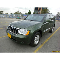 Jeep Grand Cherokee Limited 4700cc 4x4