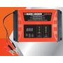 Cargador Mantenedor Baterías 12 Volts Bc12 Black & Decker