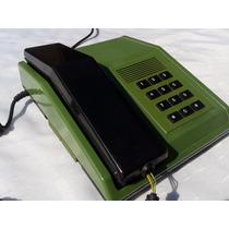Antiguo Telefono Color Verde Vintage Bellisimo Ver Fotos!!!