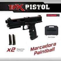 Tippmann Tipx Marker Pistola Gotcha Paintball Rifle Militar