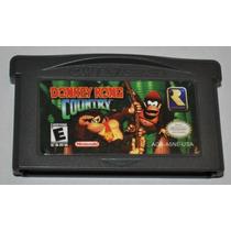 Trilogia Donkey Kong Country 1 + 2 + 3 Originais Americanos!