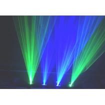 Laser Big Dipper M500/gb4 Azul Y Verde 4 Bocas Envio Gratis