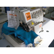 Maquina De Coser Overlock De 5 Hilos Industrial Marca Siruba