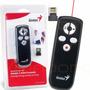Mouse Puntero Laser Presentador Genius Media Pointer 100 2.4