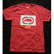Camiseta Ecko Unltd. Original Tamanho P