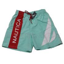 Shorts Premium Caballero Nautica Polo Tommy Hilfiger
