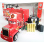 Tractomula Cars Rayo Mcqueen-mack