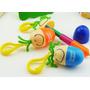 Cápsulas Happy Beans Bolígrafo Retractable - Inyectadora Cot