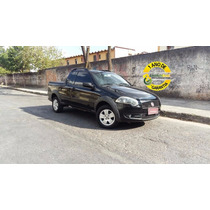 Fiat Strada Cab. Est. 1.4 8v Trekking 1 Ano De Garantia