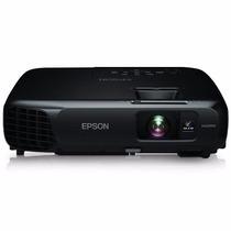 Projetor Epson S18+3000 Lumens Hdmi C/nota Fiscal Eletronica