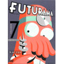 Futurama Volumen 7 Septima Temporada, Serie Tv, Dvd