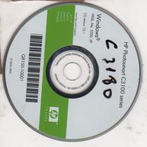 Cd De Instalação Para Impressora Photosmart C3180-c3100