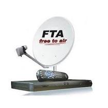 Kit Receptor Tv Satelitalfta Gratis Tocomsat Cinebox Freesky