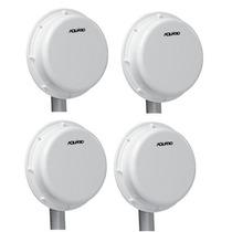 Kit 4 Antena Aquario Mm-2412s60 Painel Setorial 2.4ghz 12dbi