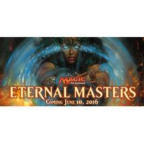 Magic The Gathering Eternal Masters Caja Con 24 Sobres Nueva