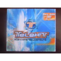 Tele Hit 2 Cd Y Un Dvd Compilado De Rock Y Pop