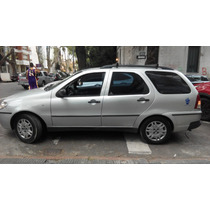 Fiat Palio Weekend Elx - Full - Impecable (muy Cuidada)