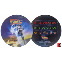 Back To The Future - Picture Disc - Lp - Stock Ya -