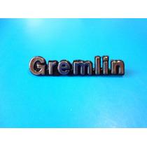 Emblema Rambler Gremlin Amc